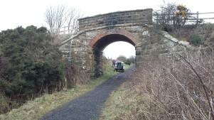 Bent Rigg Lane bridge.